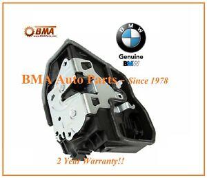NEW GENUINE BMW DOOR LOCK ACTUATOR DOOR LOCK LATCH FRONT LEFT 51217202143