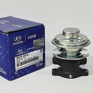 Genuine 284104X410 EGR Valve Assy With Gasket 2EA For HYUNDAI TERRACAN 2001-2006