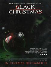 BLACK CHRISTMAS Movie POSTER 30x40 Katie Cassidy Michelle Trachtenberg Kristen