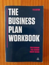 The Business Plan Workbook 7th Edition