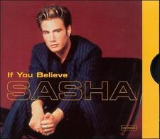 If You Believe 2000 by Alexander, Sasha *NO CASE DISC ONLY*