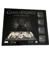 New Game of Thrones Westeros & Essos 4D Puzzle 1400 pcs Jigsaw Puzzles & Models