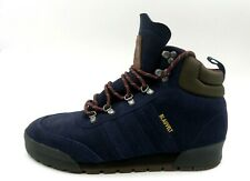 Adidas Jake Blauvelt Boot 2.0 EE6207 Leather Navy Shoes Water Resistant Sz 10.5