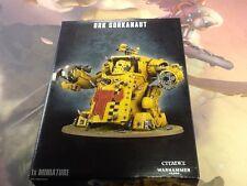 40K Warhammer Ork Gorkanaut Box New NIB