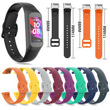 Silicone Watch Band Strap Bracelet TPU for Samsung Galaxy Fit SM-R370 Watch