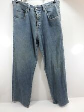 BILLABONG MENS BUTTON FLY JEANS sIZE 34