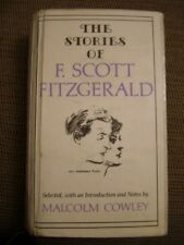 The Stories of F Scott Fitzgerald - Selected by Malcolm Cowley 1951 Hardback