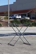 "New 36"" X 30"" Double Chain Mortar Board Stand Scaffold"