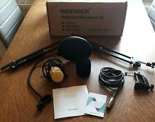 Neewer NW800 Kondensator Mikrofon Set NEUWERTIG Studio Aufnahme PC Gaming  OVP