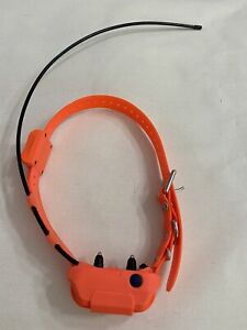 Orange Dogtra Pathfinder GPS Tracking and Training Collar. Charger Included.