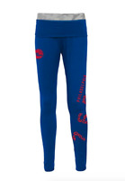 Philadelphia 76ers Leggings Juniors XL 15/17 Pants Gym Yoga 33 x 29 Actual Women