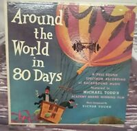 Around the World in 80 Days a full sound               LP Record