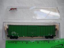 Atlas 45262, 50' Precision Design BoxCar Box Car, Burlington Northern BN,N Scale