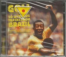 Gol! - MILTON NASCIMENTO JUNIOR MARCOS VALLE CD SEALED