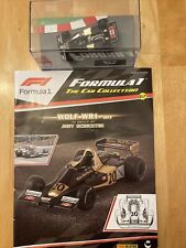 Formula 1 The Car Collection Wolf WR1 as Driven by Jody Scheckter, Item 67