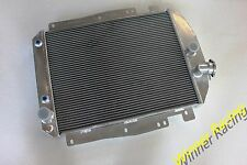 Side-Fill Radiator Fit CHEVY/GMC Pick up/Truck Small Block V8 1937-1938 AT 56MM