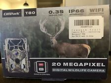New listing Campark T80 Digital Trail Camera