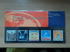 GB 1995 Peace and Freedom Presentation Pack 257
