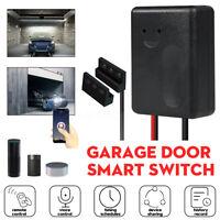 Smart Phone APP WiFi Switch Car Garage Door Timing Opener Remote Voice  h
