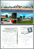 FLORIDA Postcard - Clearwater Beach Hotel C7
