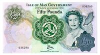 Reproductions 50 Pounds 1983s See description!!! ISLE OF MAN