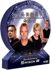 STARGATE SG1 - L'INTÉGRALE SAISON 8 - COFFRET 6 DVD EDITION COLLECTOR
