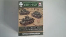 Flames of War The Vietnam war  American  M551 Sheridan Box set