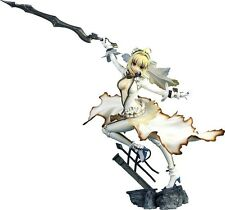 New Souyokusha Fate/EXTRA CCC - Saber Bride 1/7 Complete Figure With Tracking