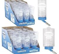 UNIVERSAL WATER BOTTLES - (140ml / 300ml) - Classic Drinking Bottle bp Anti Rust