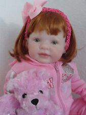 "Big 27"" Reborn Toddler Girl ""Chloe"" fr. ""Kitten""sculpt"