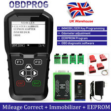 OBDPROG MT601 Auto Car Odometer Correction Mileage Adjustment Immobilizer Tool