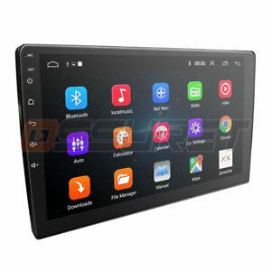 9 Inch Android 10 Head Unit Car Stereo GPS Sat Nav Radio 2 Din Touch USB WIFI BT