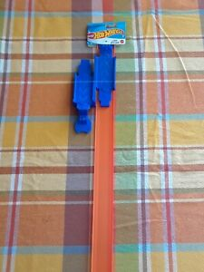 Loop Builder combo w/Genuine Mattel Hot Wheel Track Piece 2 Ft Brand New