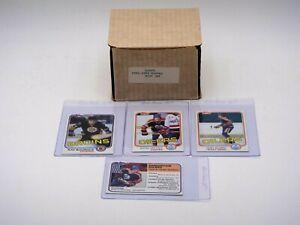 1981-82 TOPPS HOCKEY COMPLETE 198 CARD SET MINT CONDITION WAYNE GRETZKY KURRI ++