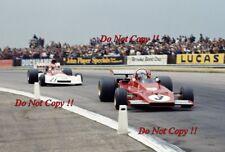 Jacky Ickx Ferrari 312 B3 British Grand Prix 1973 Photograph 2