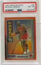 1995 Topps Mystery #M1 Michael Jordan PSA  NM-MT 8