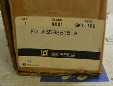 New Surplus Square D 9001 SKY-105 Pushbutton Control Station