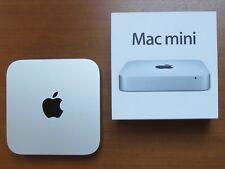 Apple Mac mini 2,5ghz i5 8gb RAM 250gb SSD 500gb HD late 2012 md387d/a