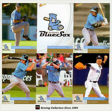2012 Australia Baseball League Card Team Set Sydney Blue Sox (12)