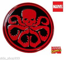 Marvel Comics Captain America HYDRA Logo Metal/Enamel BELT BUCKLE Collectible re