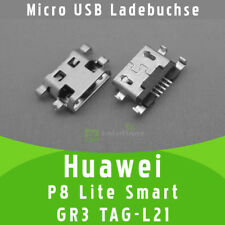 Huawei P8 Lite Smart, GR3 TAG-L21 Micro USB Ladebuchse Anschluss Port Socket