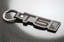 VOLVO T5 PELLE PORTACHIAVI Keychain porte-clés schlüsselring S60 V70 V50 C70 C30