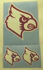 Louisville Cardinals Decal - Sticker