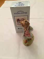 Royal Albert Beatrix Potter - Foxy Whiskered Gentleman Boxed New