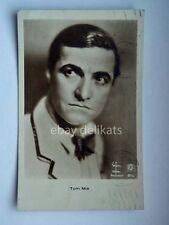 Cinema TOM MIX actor attore muto silent movie film western 876 Hollywood