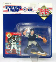 Starting Lineup 1995 Dave Nilsson Milwaukee Brewers Baseball MLB SLU