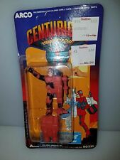 Centurions Dr. Terror Pencil Top Eraser in Sealed Package Vintage ARCO 1986