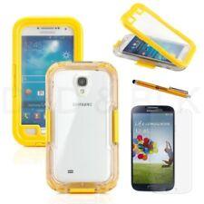 Étuis, housses et coques jaunes en plastique rigide Samsung Galaxy S6 pour téléphone mobile et assistant personnel (PDA)