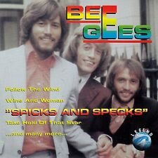 "BEE GEES : ""SPICKS AND SPECKS"" / CD (LEGEND WZ 90005) - TOP-ZUSTAND"