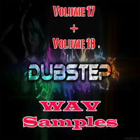 DUBSTEP ESSENTIALS- 2 VOLUME SET-  UNIVERSAL Wav Loops + Samples  FAST DOWNLOAD